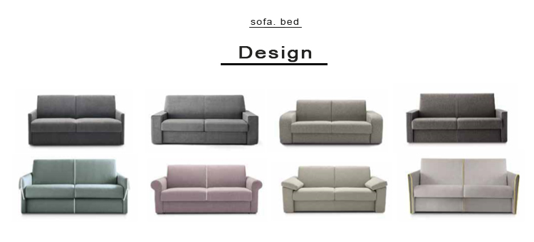 Modern Sleeper Sofa Folding Bed Cum Sofa Home Space Saving Furniture