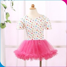 BS020701 OEM Welcome Fashionable Fancy Cheap dresses for infant girls