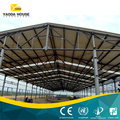 china supplier structural steel warehouse/storage shed/steel construction factory building