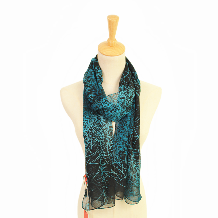 women long cotton jersey pom pom pin shawl turtle <strong>scarf</strong>