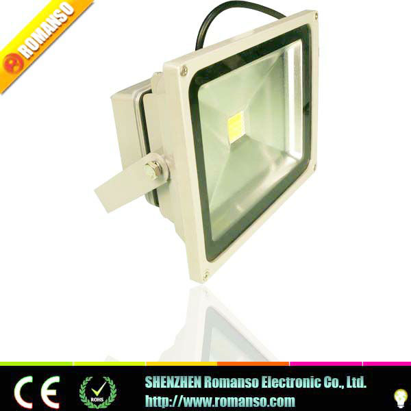 2013 outdoor CE 50w led flood light - thick housing,good workmanship, big-size chip, waterproof driver