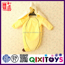 Kids cute sleeping bags cute banana sleeping bag