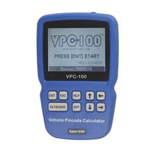2016 VPC-100 Hand-Held Vehicle Pin Code Calculator with 300+200 Tokens VPC 100 Pin Code VPC 100 Auto Key Programmer In Stock
