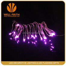 Cool & colorful WF third generation bike light for flash bicycle wheel string light