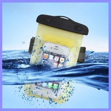 "4.7'' PVC Waterproof Bag with Armband Underwater Pouch Case For iphone 6 4.7"" For Samsung galaxy note 4 3 2 S6 S5 S4 S3"