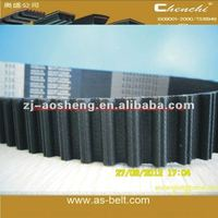 AOSHENG,ROYALINK OEM XD009666 ,type 120ZA19 auto timing belt /conveyor industrial rubber belt