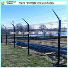 any RAL series with V folds house protect security-mesh-fence used fencing for sale