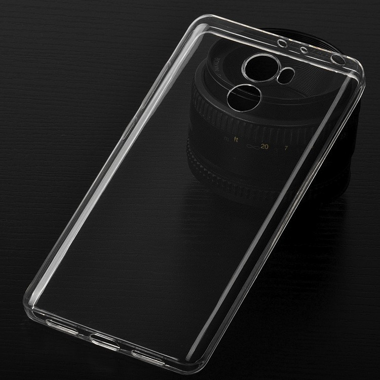 DFIFAN new arrival clear crystal flexible tpu case cover for xiaomi redmi 4x case, for redmi 4a transparent soft case cover