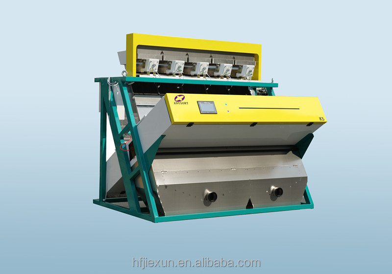 2016 the most popular almond /nut color sorter
