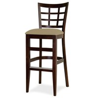luxury furniture cheap restaurant tables chairs high wood bar stool