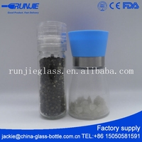 10 years Production Experience high technology used holar pepper salt grinder