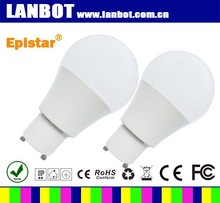 High quality GU24 BULB LED Light 7W 9W 11W GU24 LED bulb,E27 B22