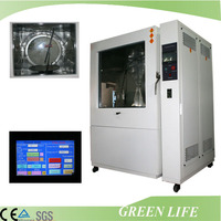 Best auto/phone/Electronic rain overall waterproof test chamber