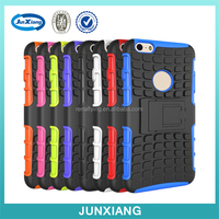 Heavy duty protective slim armor case for iphone 6
