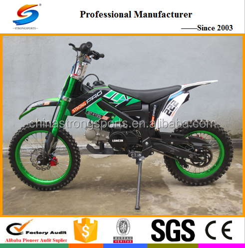 DB015 Hot Sell 125cc KTM Dirt Bike / Pit Bike With CE,New Design 125cc Motorcycle for adults