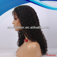 Wholesale natural unprocessed virgin brazilian hair high end human hair dreadlocks wig lace front wig