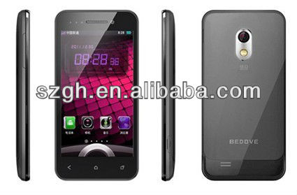 2013 new Navigation mobile phone Android 3G mobile phone x12 MTK 6577