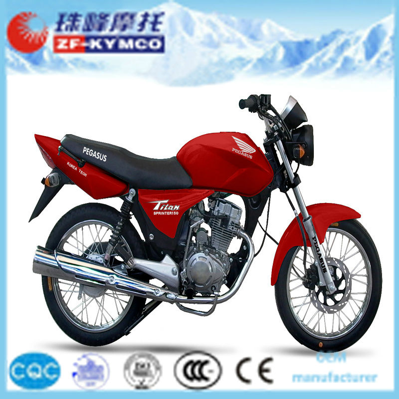 Professional manufactures 150cc automatic motorcycle for men ZF150-13