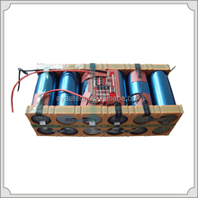 High quality rechargeable Li-ion battery Pack 12.8V/33Ah with BMS