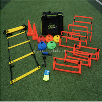 Wholesale price soccer training equipment for training kits, Speed Agility Ladder