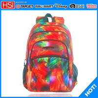alibaba wholesale BSCI audited supplier japan high school bag