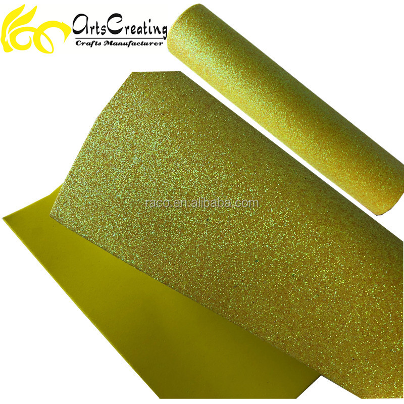 1.5mm 1.8mm 2mm <strong>thickness</strong> Beautiful and Colorful Giltter EVA Foam Sheet