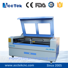 Mixed Laser cut metal/nonmetal machine/co2 laser tube 3mm stainless steel co2 laser cutting