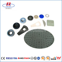 China moulded silicone shower head gasket for sanitary