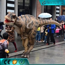 Full Size Amusement 3d Movie Adult Realistic Dinosaur Costume