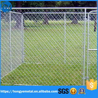 High quality Aluminum dog cage/Stainless steel dog kennel/Iron dog cage