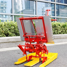 Well-adapted Manual Rice Transplanter / Manual Portable Rice Planting Machine