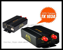 Venezuela Original GPS103 Vehicle Tracker by SMS/GPRS remotely Engine Cut /ACC/Movement alarms