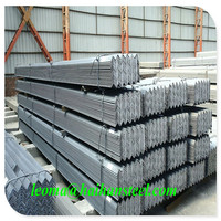 Trade Assurance hot rolled equal angle steel/mild steel angle bar with chinese lowest price