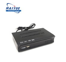 Shenzhen Factory Ecuador Digital TV Converter ISDB-T Set Top Box with Youtube Digital TV Receiver