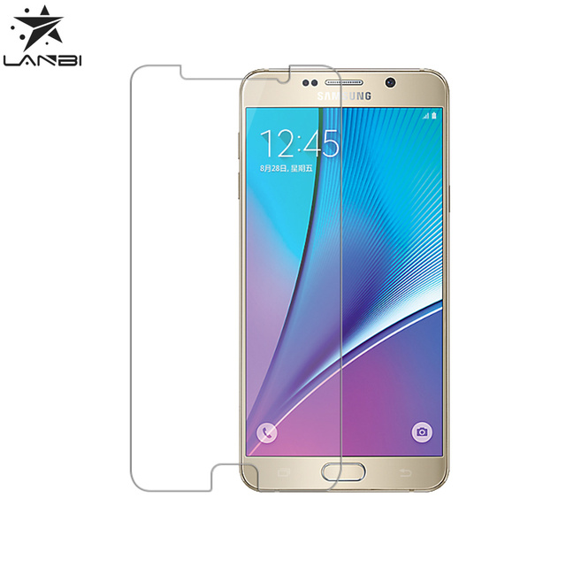 Hot sale Custom Made tempered glass screen protector for Samsung GALAXY Note I9220