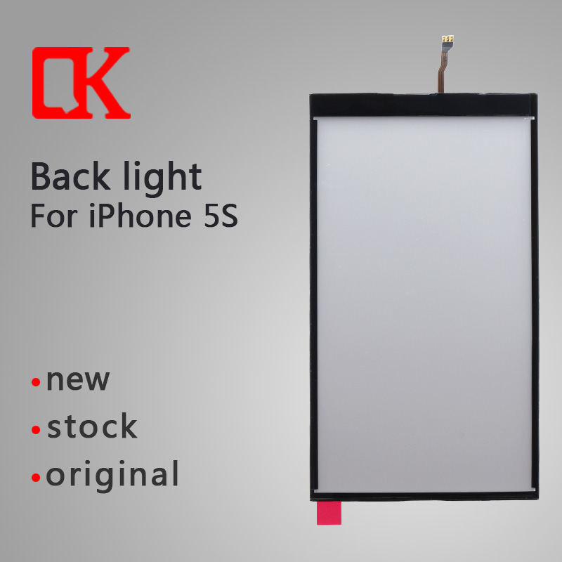 OEM Factory For Iphone 5s 5 5C Lcd Backlight, blacklight for iphone 5s 5