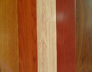 Molding press Ac3 12mm laminate flooring Best price