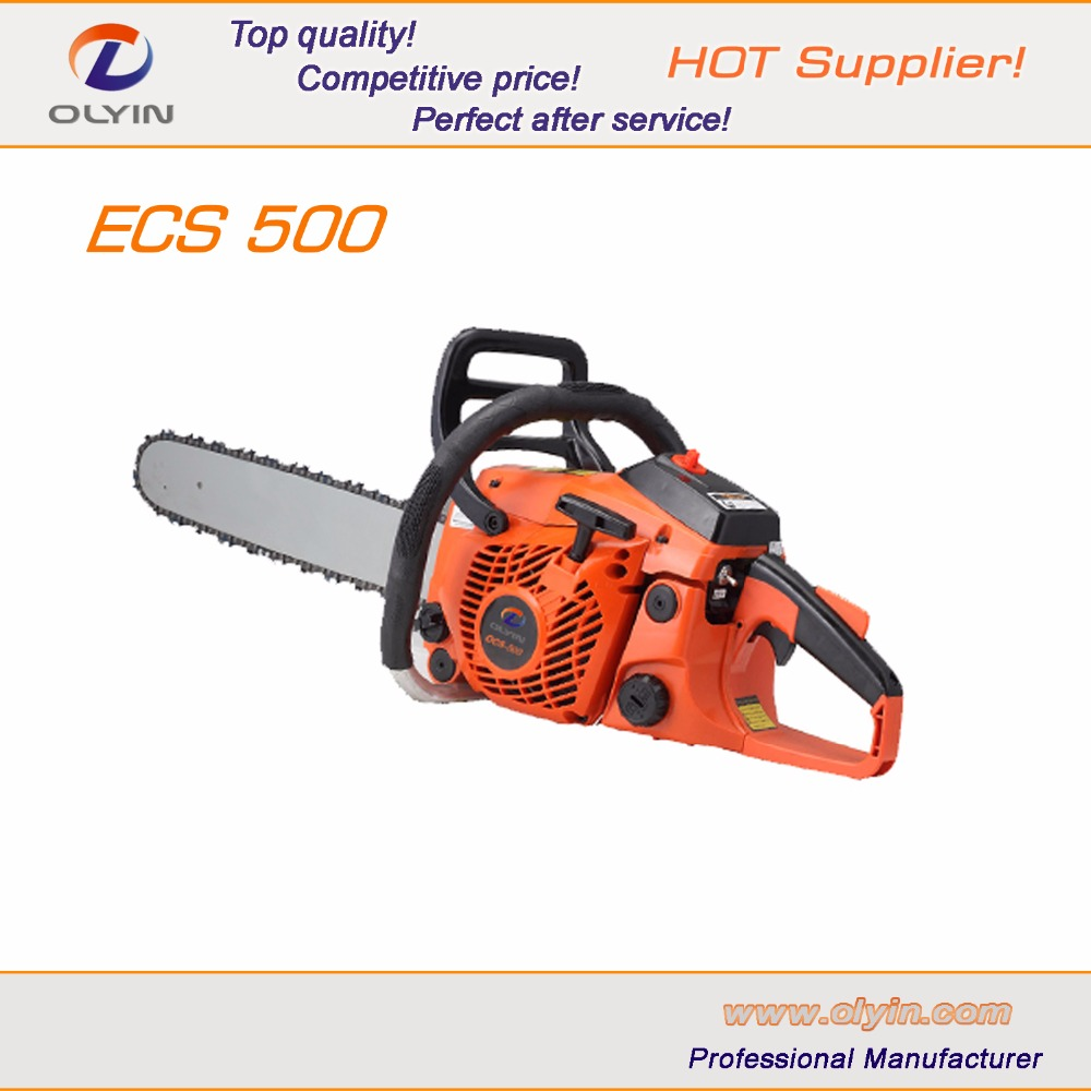 2017 New Year hot selling professional 40.2cc chain saw with high quality in China