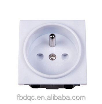B-042 french socket outlet/wall socket european
