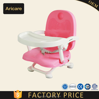 Baby High Chair Folding Portable Booster