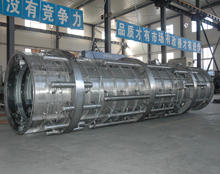 molybdenum heating chamber for vacuum furnace