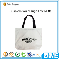 Personalised Folding Shopping Rope Handle Tote Bag