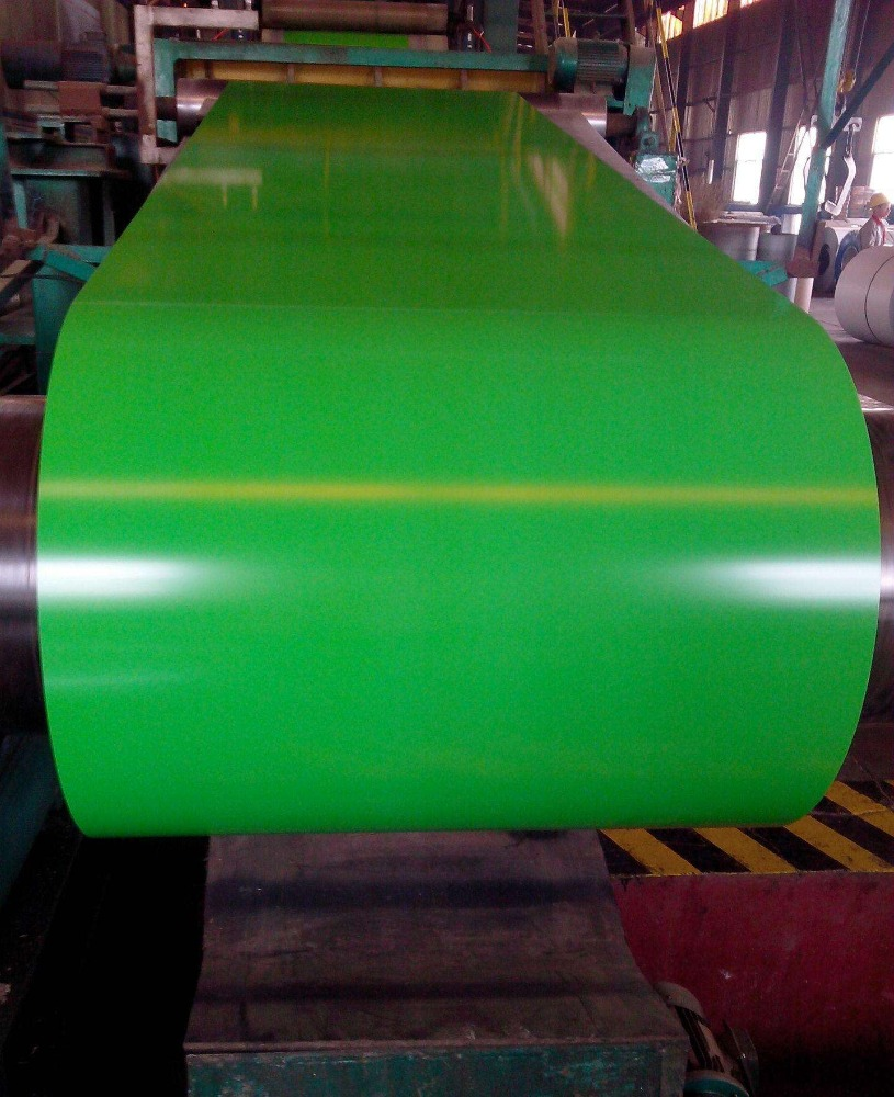 Prepainted or color coated galvanized steel coil