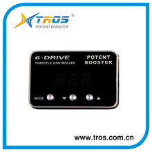 Car drivers TROS poent booster pedal electronic throttle for Wheels and body part Spair part for SPIDER,BENZs,SUV CARS ETC