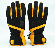 mens outdoor winter thinsulate hipora insert ski gloves