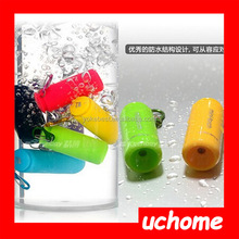 UCHOME china factory hand crank mini flashlight , usb flashlight mini torch
