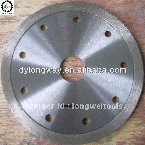 "105mm cold press continuous rim 4""diamond saw blade power tools lapidary disc blades for sale for ceramic,tiles ceramic saws"
