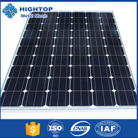factory direct price per watt polycrystalline silicon solar panel made in China