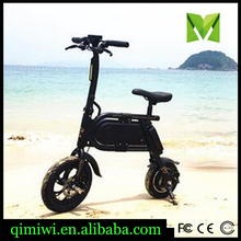 City Folding Motorcycle folding electric bike 500w Mini Folding Ultra-light Lithium Electric Bicycle