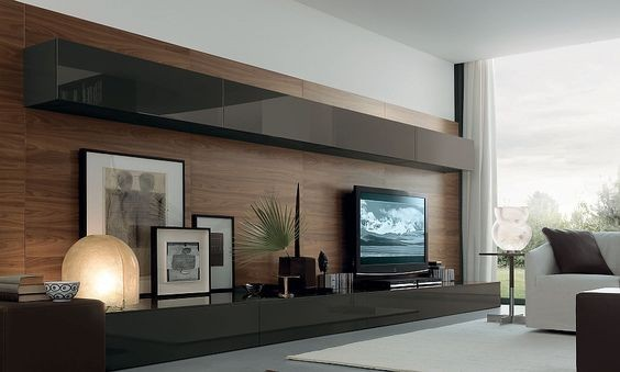 2018 TV Cabinet Design in Living Room